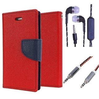 LG Nexus 6P  Credit Card Slots Mercury Diary Wallet Flip Cover Case