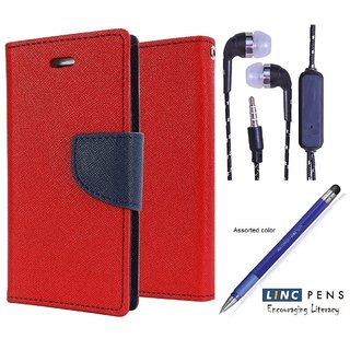 Samsung Galaxy Star Pro (GT-S7262)  NEW FANCY DIARY FLIP CASE BACK COVER