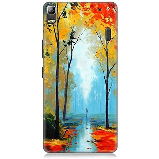 7Cr Designer back cover for Lenovo A7000