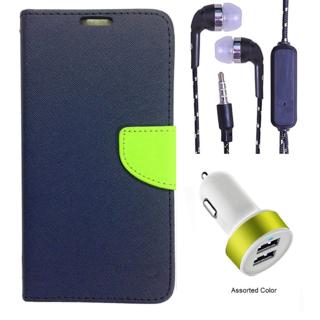 Microsoft Lumia 535   NEW FANCY DIARY FLIP CASE BACK COVER