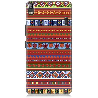 7Cr Designer back cover for Lonovo K3 Note