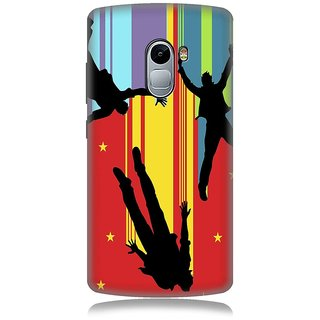 7Cr Designer back cover for Lenovo Vibe X3