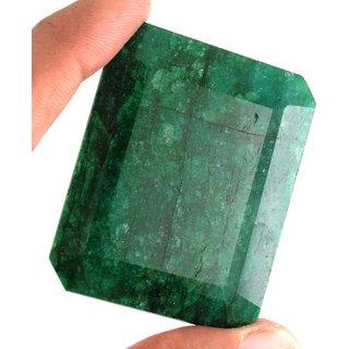 9.25 Ratti Natural Green Emerald Panna Stone