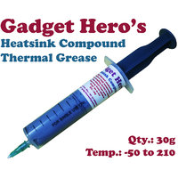 Gadget Hero's 30g Thermal Grease Paste Heat Sink Compound For CPU & Chipsets.