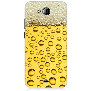 7Cr Designer back cover for Micromax Canvas Play Q355