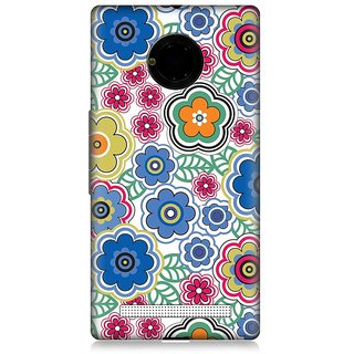 7Cr Designer back cover for Micromax Yu Yuphoria