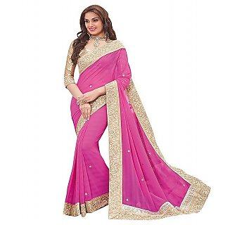 Sneha designer saree 01