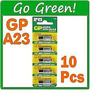 23AE GP ULTRA 12V (Exp. JULY 2018) Original Alkaline Battery 10 Pieces