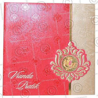 Buy 50 Pieces Designer Wedding Card Online 2700 From Shopclues