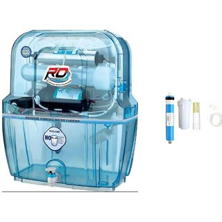 Aqua Fresh Dezire 15 Ltr. RO+UV Water Purifier(Transparent Tank)