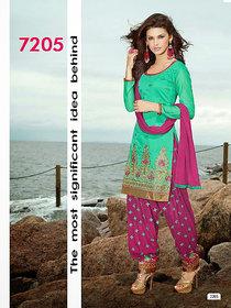 Patiala house designer dresse (Unstitched)