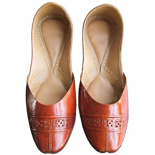 85b25f7fd KHUSSA Women's Red Ethnic Flats. KHUSSA Women's Red Ethnic Flats Women  Shoes Designer ...