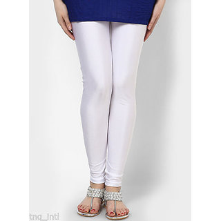 68aaddf541 ladies leggings/ satin lycra leggings/ FREE SIZE/ PLUS SIZE women leggings/  party wear leggings