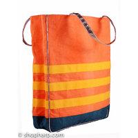 TOTE orange bag