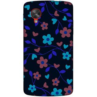 LG Nexus 5 Printed back cover
