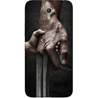 Lenovo Zuk Z1 Printed back cover