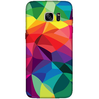 Samsung Galaxy S7 edge Printed back cover