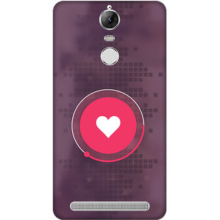 Lenovo K5 Note Printed back cover