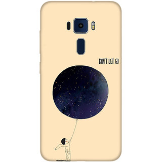 Asus Zenfone 3 Ultra ZU680KL Printed back cover