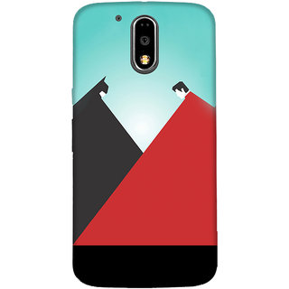 Motorola Moto G4 Play Printed back cover