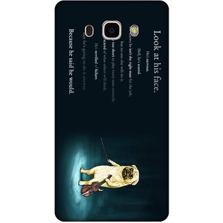 Samsung Galaxy J5 (2016) Printed back cover