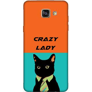 Samsung Galaxy A5 (2016) Printed back cover