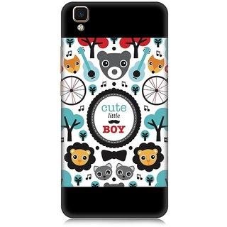 7Cr Designer back cover for Vivo V3 Max