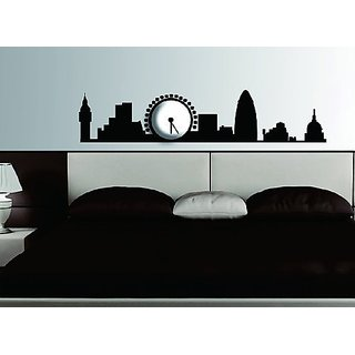 Dream Wall Decal, London Skyline