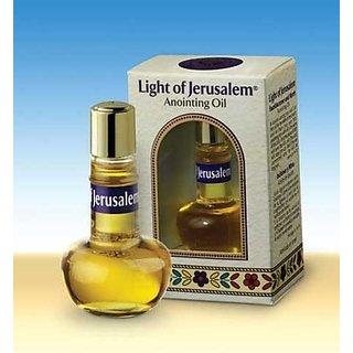 Light of Jerusalem Anointing Oil, 0.27 fl.oz