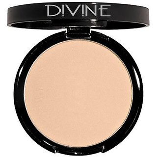 Divine Skin & Cosmetics - Silky Smooth, Ultra Hydrating, Dual-Activ Powder Foundation - Cameo Beige