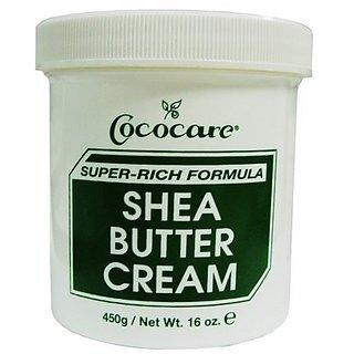 Cococare Shea Butter Cream, 15 Ounce