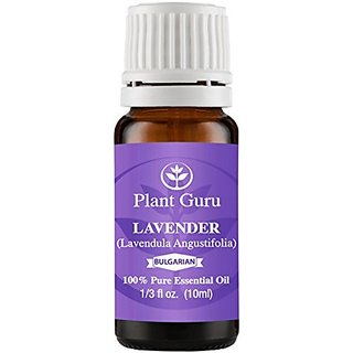 Bulgarian Lavender Essential Oil 10 ml. 100% Pure, Undiluted, Therapeutic Grade.