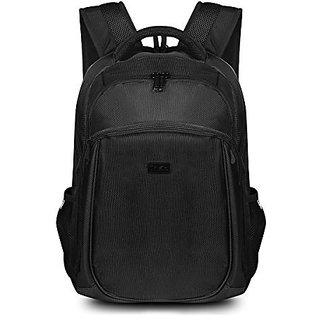 ThiKin Black ShockproofLaptop Backpack Travel Knapsack Student School Backpack