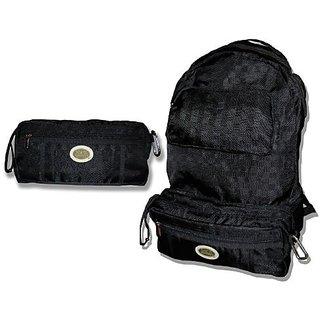 Sacs Of Life Backpacker Earth, Black