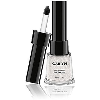 Cailyn Cosmetics Just Mineral Eye Polish, Ghost White