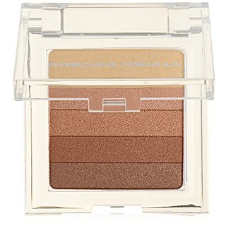 Physicians Formula Shimmer Strips, Sunset Strip/Bronzer, 0.3 Ounce