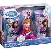 Disney Frozen Anna Winter Berry Scented Soap & Scrub Set, 4 pc