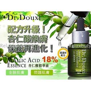 Dr.Douxi Mandelic Acid Essence 18% 30ml - FREE SHIPPING - Skin Care Serum,mandelic Acid