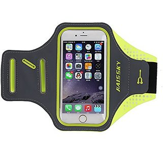 Galaxy S7 Armband, Haissky HSK-65 Sport Armband for Iphone 6 6s 4.7