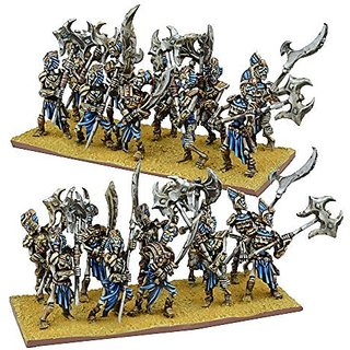 Kings of War Empire of Dust Revenant Regiment