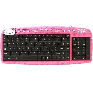 Hello Kitty Keyboard USB