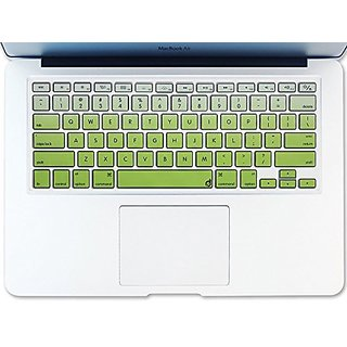 Masino Silicone Keyboard Cover Ultra Thin Keyboard Skin for MacBook Air 13