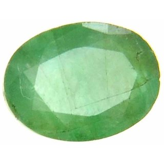 3.25 Ratti Certified Natural Emerald Panna Gemstone