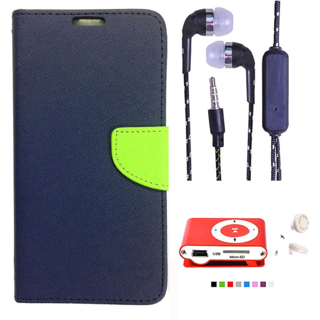 NEW FANCY DIARY FLIP CASE BACK COVER FOR Samsung Galaxy E5