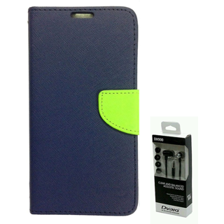 NEW FANCY DIARY FLIP CASE BACK COVER FOR Samsung Galaxy On7