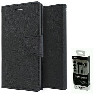 NEW FANCY DIARY FLIP CASE BACK COVER FOR Micromax Bolt Q338