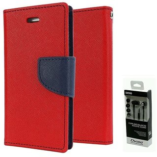 NEW FANCY DIARY FLIP CASE BACK COVER FOR Micromax Canvas Sliver 5 Q450