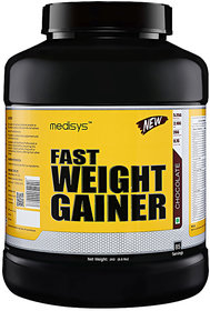 Medisys Fast Weight Gainer - Chocolate - 3Kg