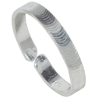 Kataria Jewellers Plain 92.5 BIS Hallmarked Silver Ring