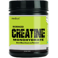 Medisys Micronized Creatine Monohydrate - Unflavoured - 300gms